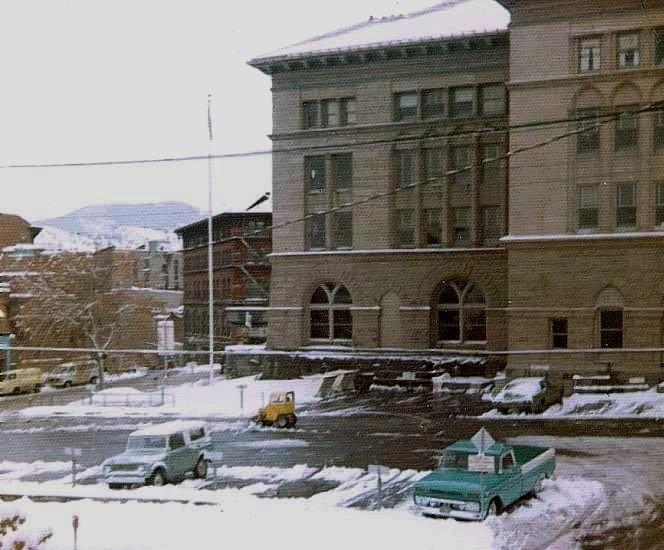 1904 Federal Building Helena Montana