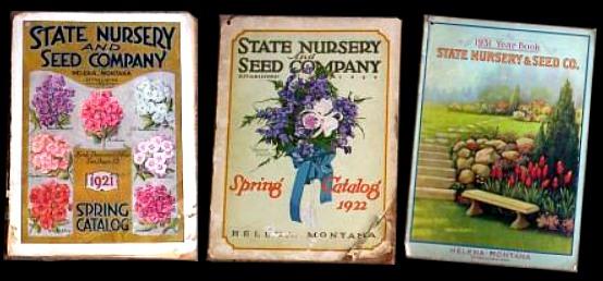 State Nursery Ad 1920s